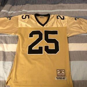 Vintage Reggie bush jersey New Orleans Saints#25